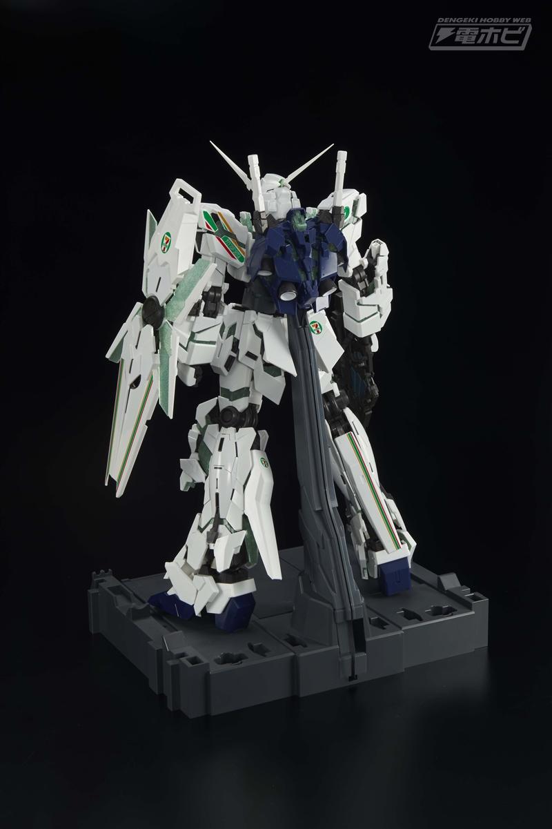 PG 1/60 RX-0 Unicorn Gundam (Seven-Eleven color) - Release Info