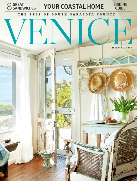 Beach Cottage Venice Magazine