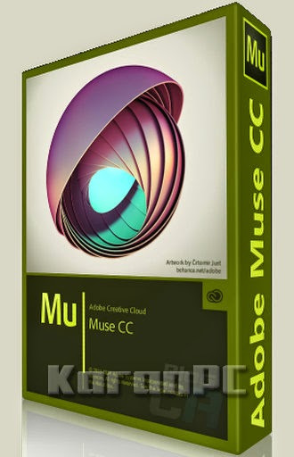 Adobe Muse CC 2014 2.1.10 (x64) + Patch