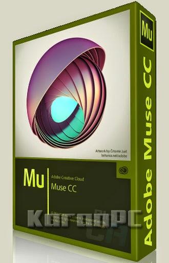 Adobe Muse CC 2014 2.1.10 (x64) + Free