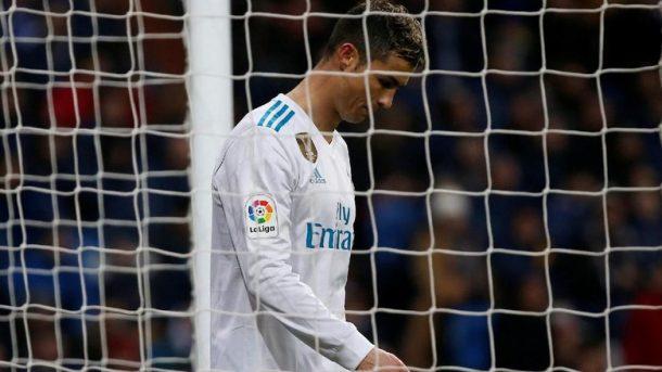 Penampilan Ronaldo Musim Ini Tidak Begitu Impresif