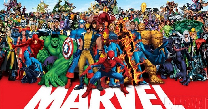 Fakta-fakta Menarik Seputar Marvel dan Lahirnya Tokoh Superhero