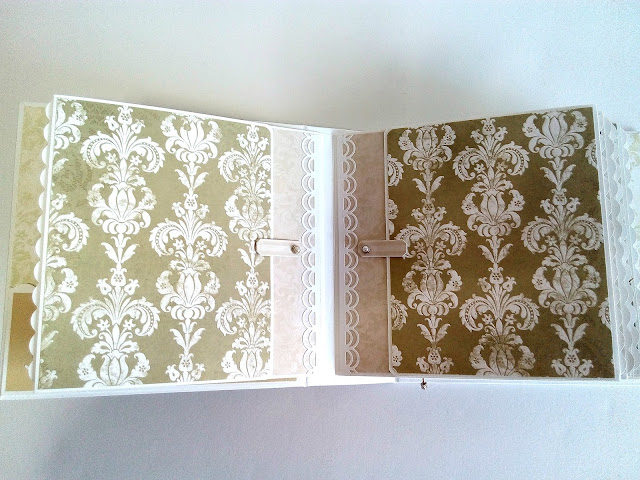 Album de boda clasico