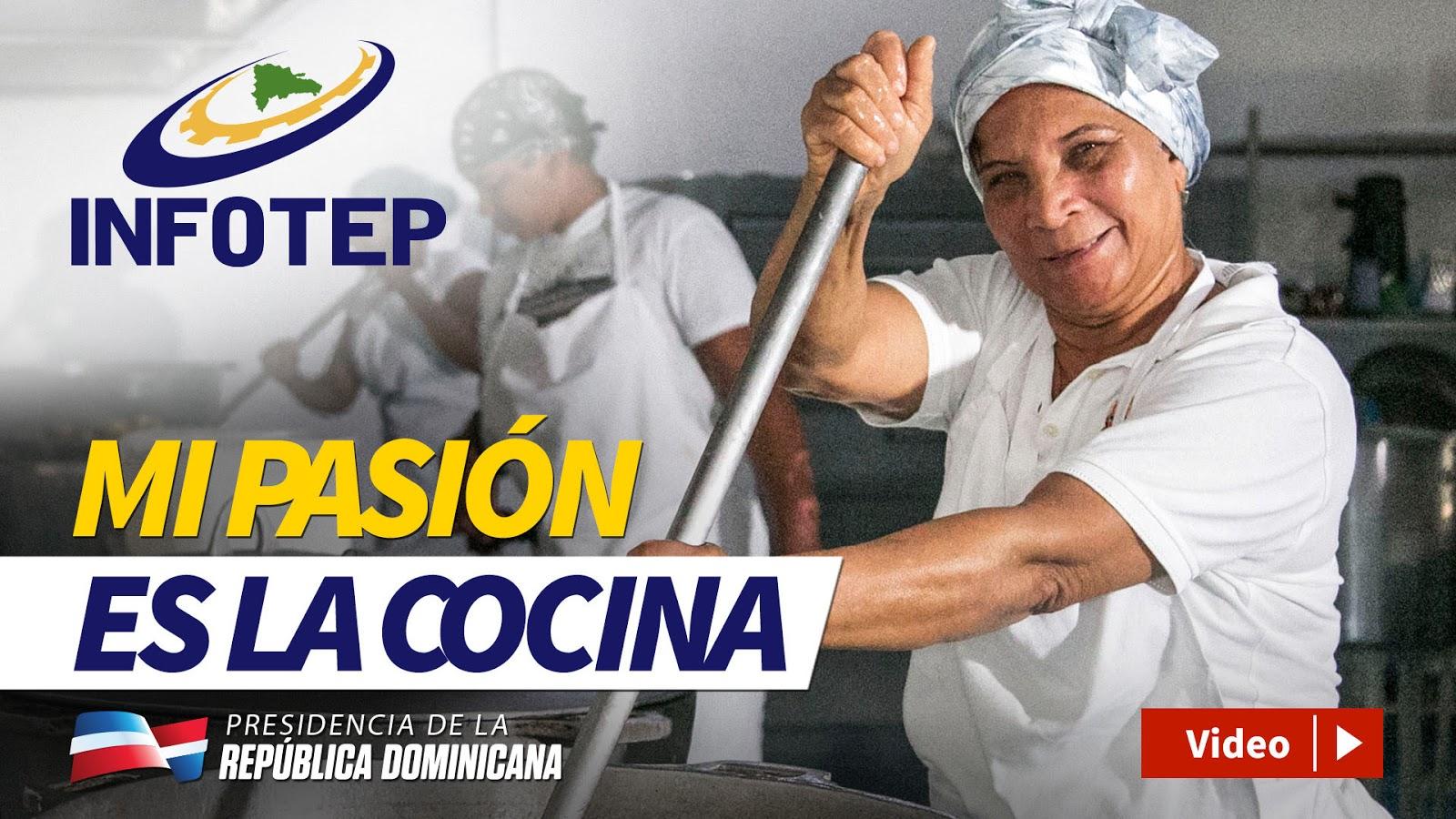 VIDEO: Mi pasión es la cocina
