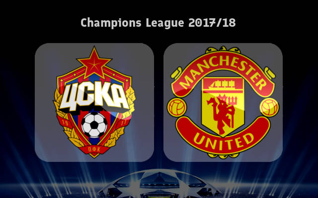 CSKA Moscow vs Manchester United Full Match & Highlights 26 September 2017