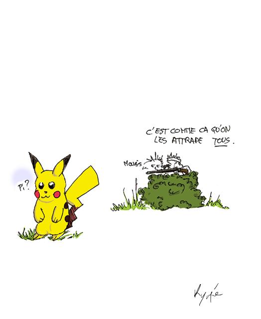 pokémon pokemongo les attraper tous ses habitudes techniques kyopé pikachu