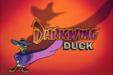 kartun duck wing duck