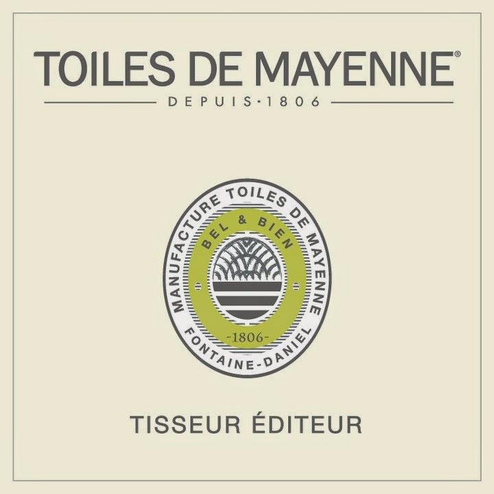 Toiles de Mayenne à Fontaine Daniel