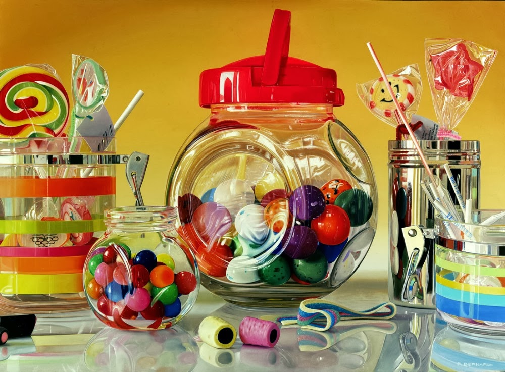07-La-Tavolozza-The-Table-Roberto-Bernardi-Hyper-realistic-Candy-Paintings-www-designstack-co