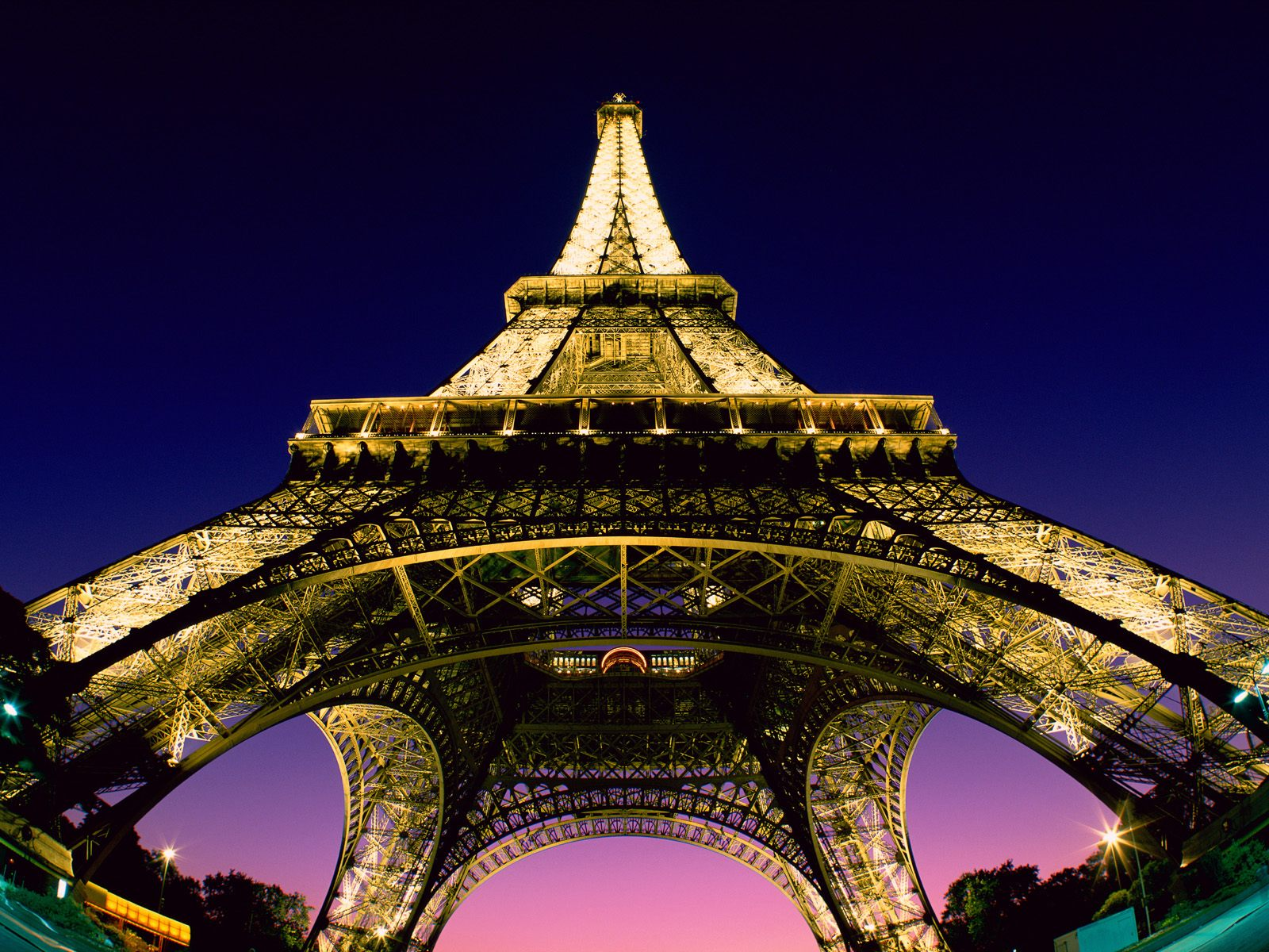 Paris Paris Eiffel Tower Wallpaper