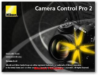 Portable Nikon Camera Control Pro