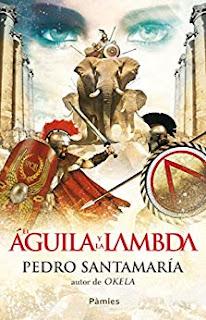 El aguila y la lambda- Pedro Santamaria