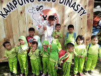 3 Agenda Wisata TK Pertiwi Sumbergedong