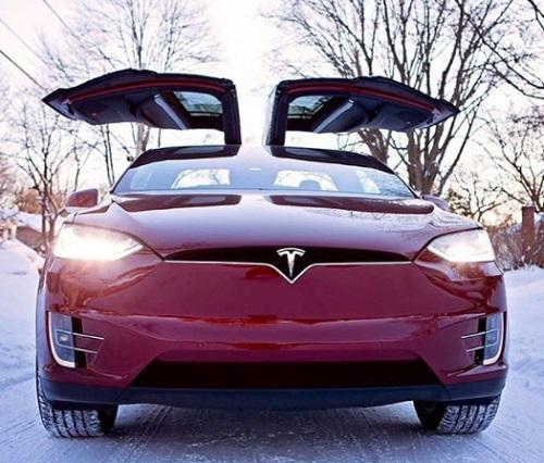 Mobil Tesla Indonesia