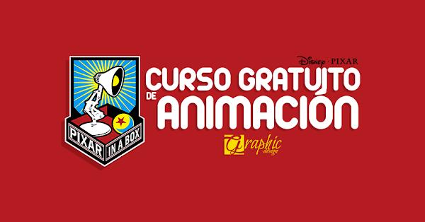 Curso gratis de Animación por Pixar Animation Studios