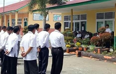 Bupati Adirozal Buka Kegiatan Seleksi Guru, Kepala Sekolah dan Pengawas Berprestasi