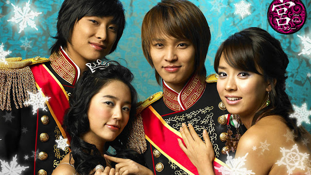 Download Drama Korea Princess Hours Batch Subtitle Indonesia