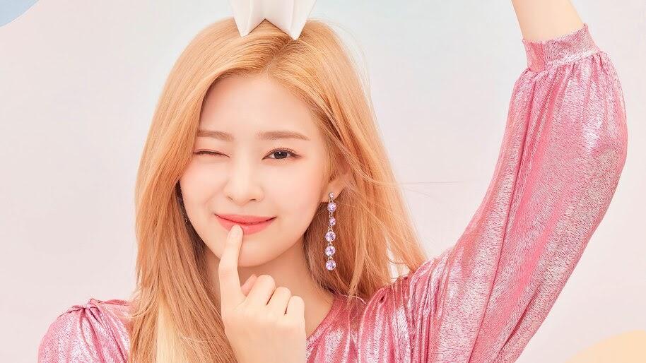 Minju, Wink, Beautiful, IZ*ONE, Bloom*Iz, 4K, #6.623