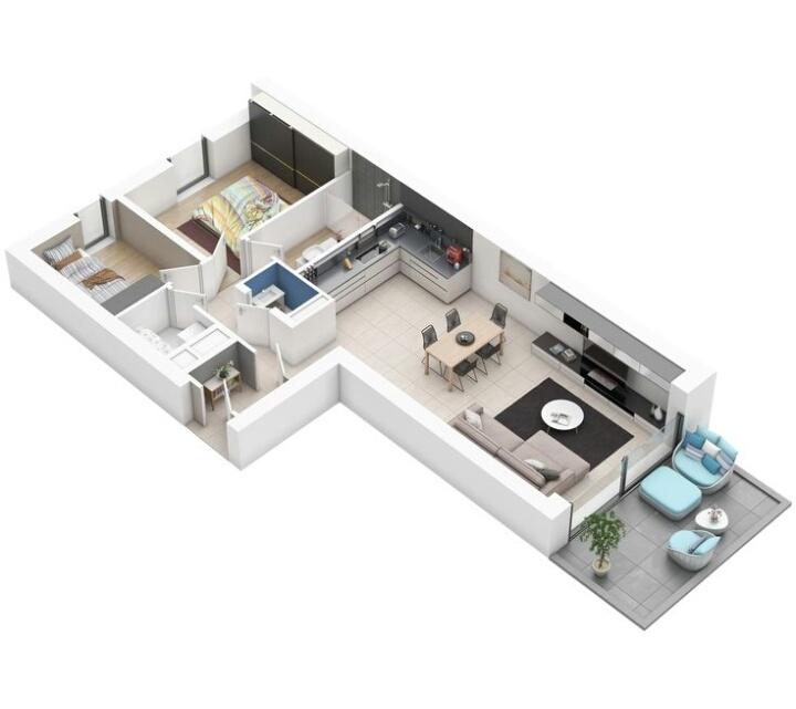 Tipe rumah minimalis