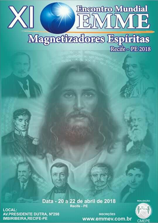 XI EMME - Encontro Mundial de Magnetizadores Espíritas