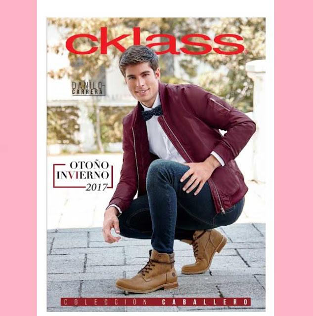 Catalogo de zapatos Cklass caballero OI 2017