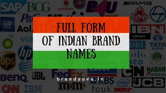 full-form-all-indian-brands-companies-abbriviated