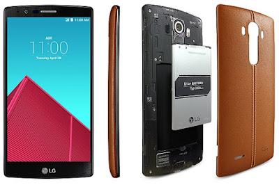 Harga dan Spesifikasi LG G4 Terbaru