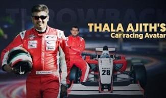 Thala Ajith a real Life Hero as a Car Racer