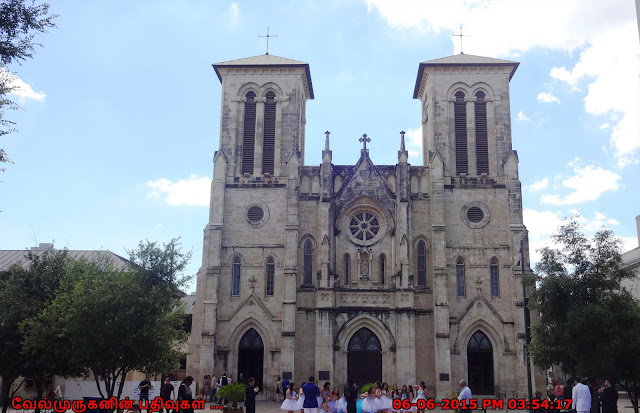 Cathedral of San Fernando in San Antonio