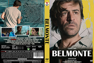 Belmonte - Cover - DVD