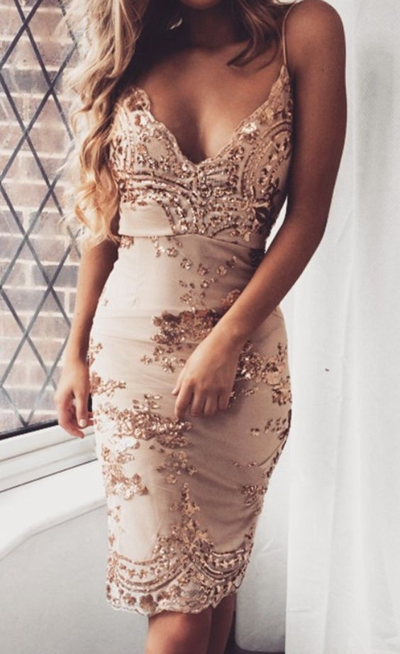 Top 7 Chunky And Beautiful Party Dresses