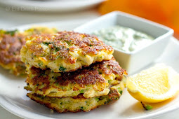 Cauliflower Patties Recipe #vegan #recipevegetarian