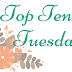 Top Ten Tuesday #44: Nuevos Autores Para Mi