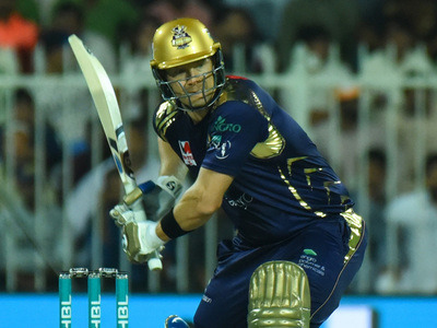 Shane Watson shapes up for CSK task with PSL form