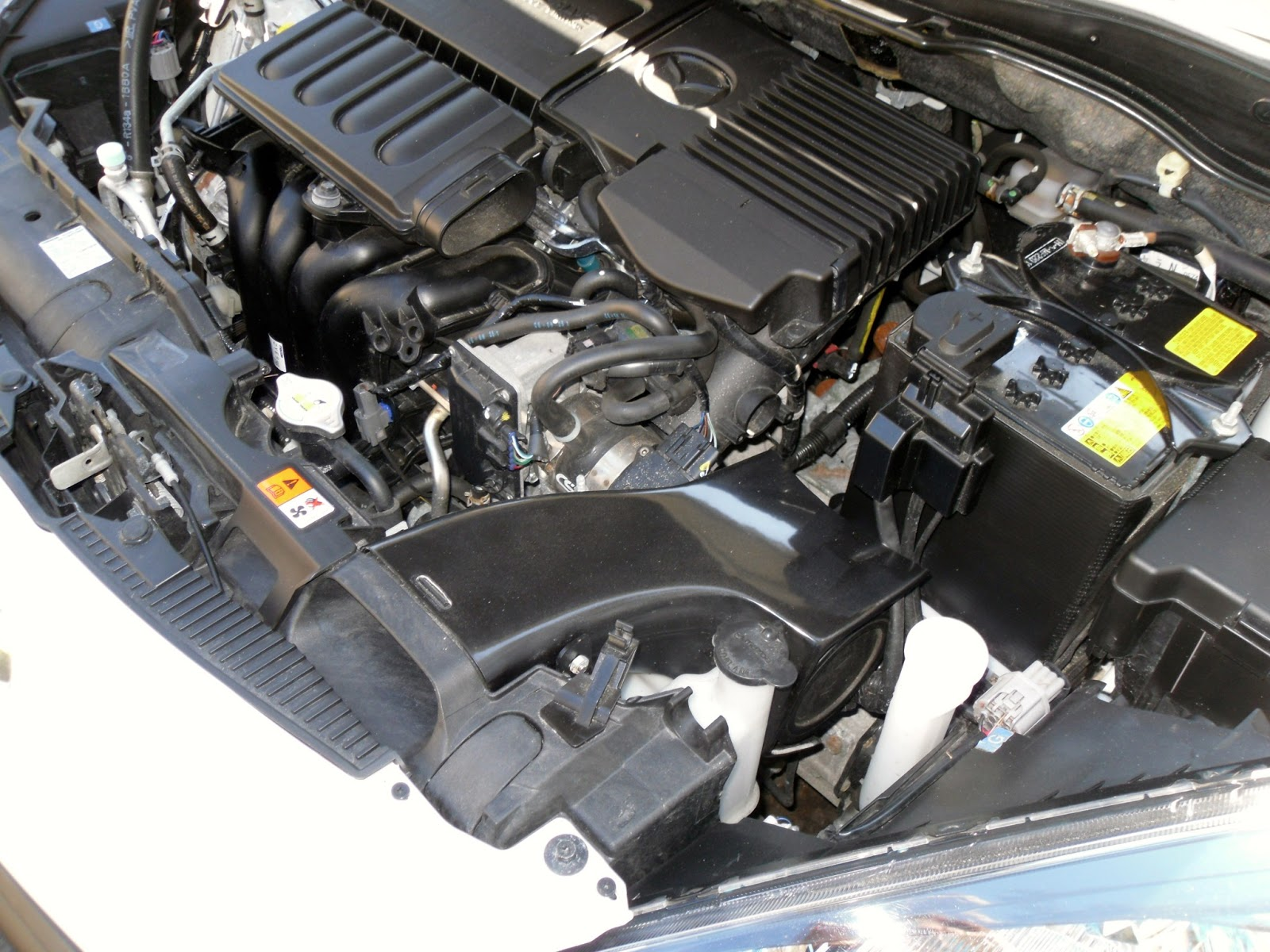 Domii's Mazda 2: 2013