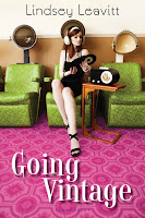 Review: Going Vintage by Lindsey levitt