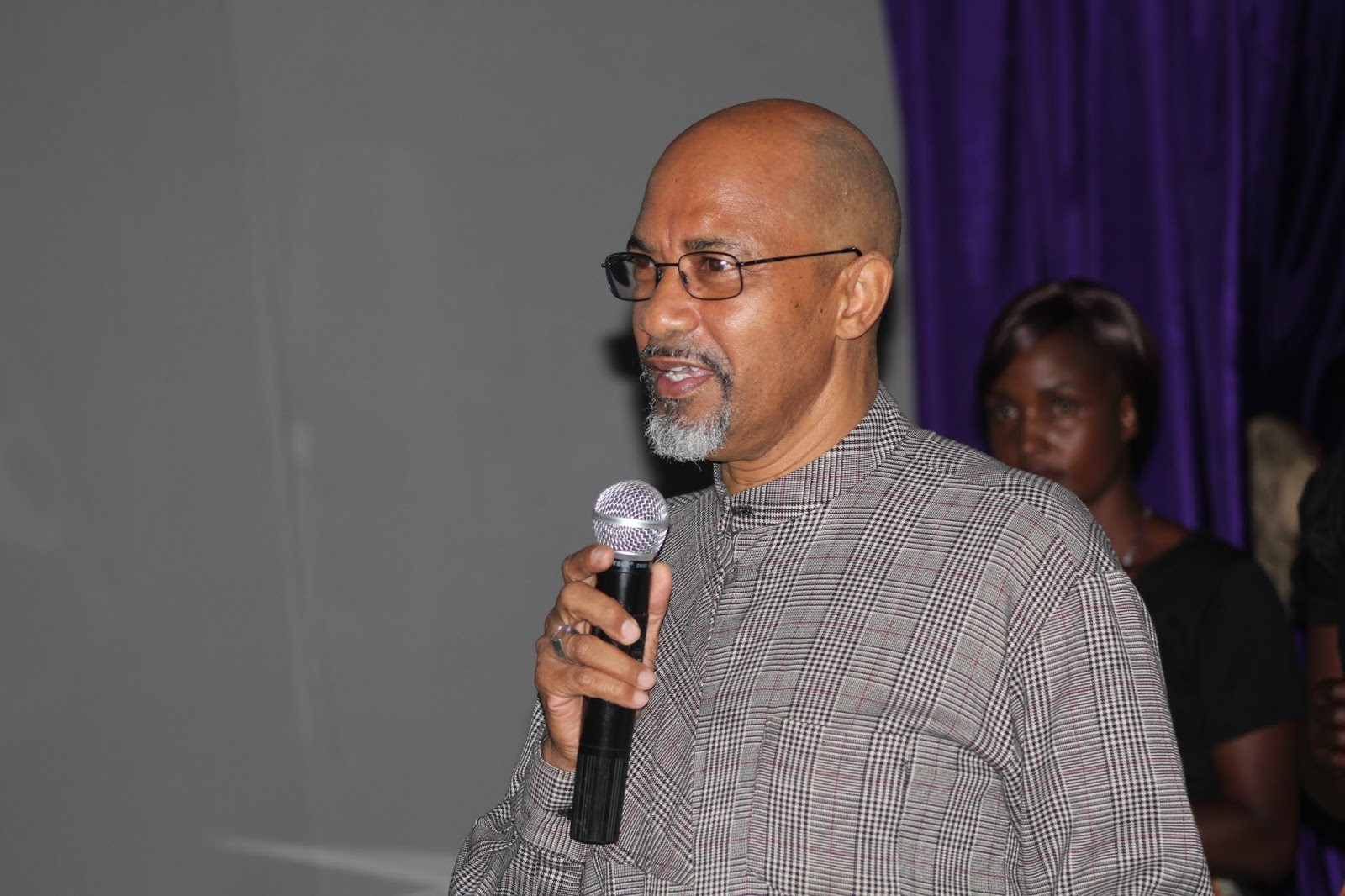 Bishop Tudor Bismark Preaches At Eastview New Life Covenant Church