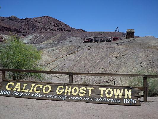 dicas viagem calico ghost town