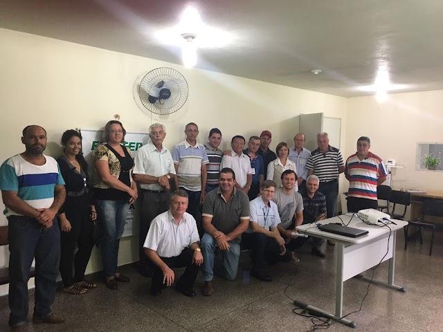Janiópolis realizou Reunião entre Seab/Emater e lideranças municipais