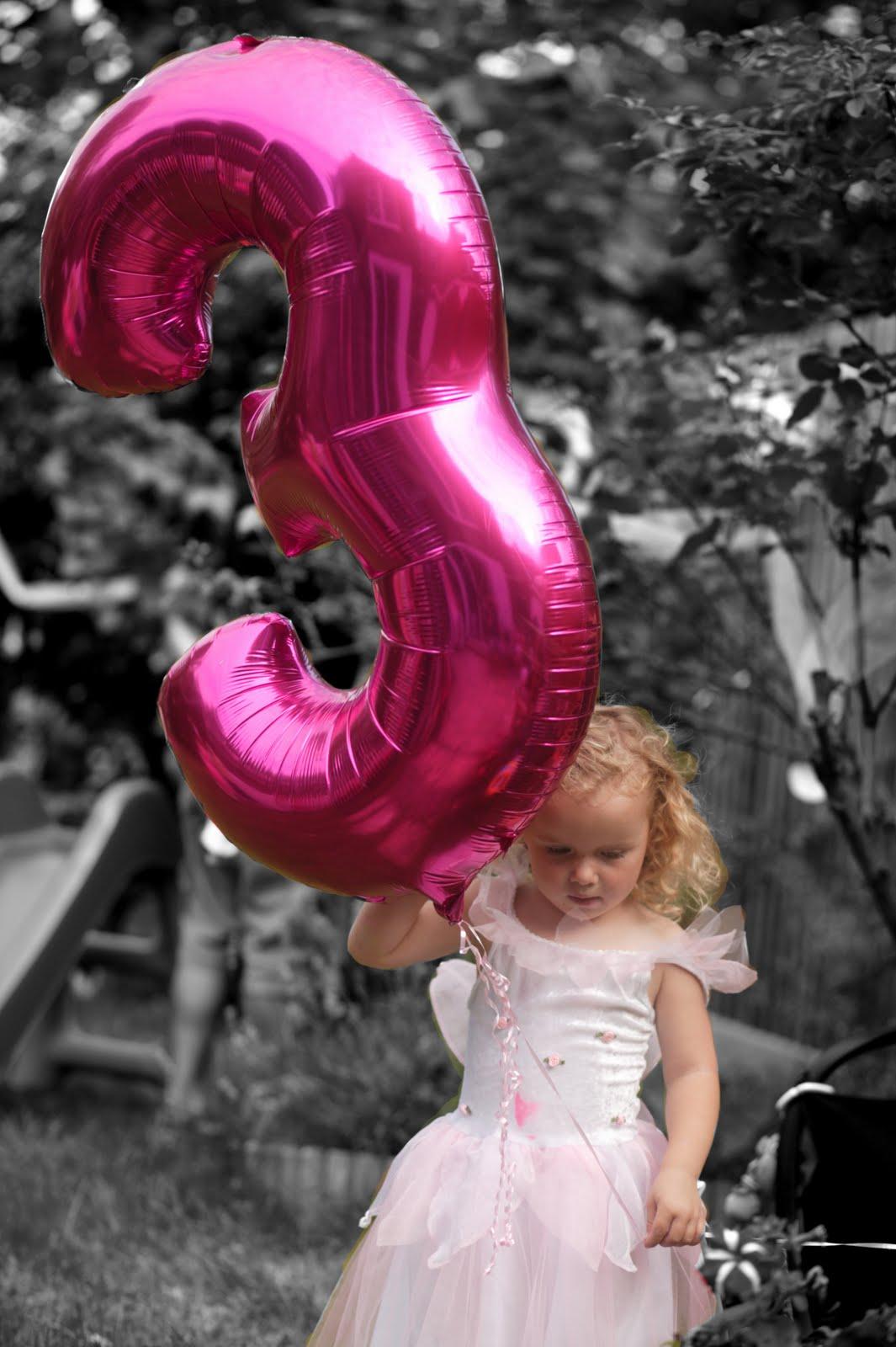 A Fairy Birthday Party