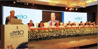 10th edition of delhi dialogue held in Delhi