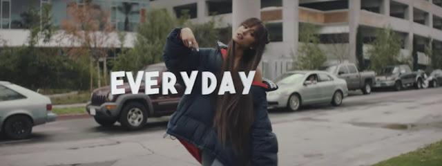 "Ariana Premieres ""Everyday"" Music Video"