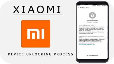 Cara Unlock Bootloader Xiaomi Dengan Mudah ( Semua Type)