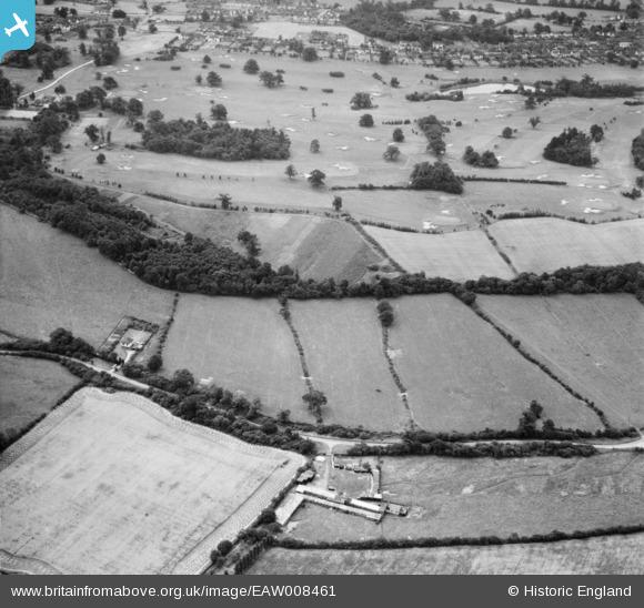 Photograph of Brookmans Park Golf Course, Brookmans Park, 1947
