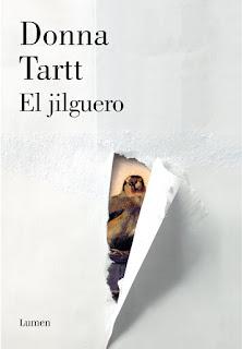 Reseña | El jilguero, de Donna Tartt