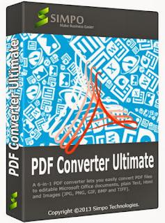 Portable Simpo PDF Converter Ultimate