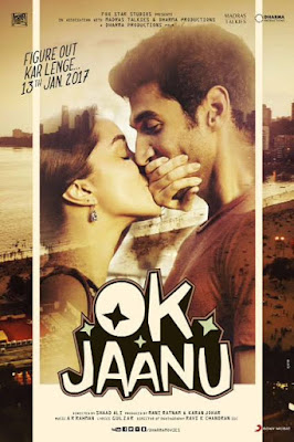 Download Film Bollywood Ok Jaanu (2017) WEBDL Sub Indonesia