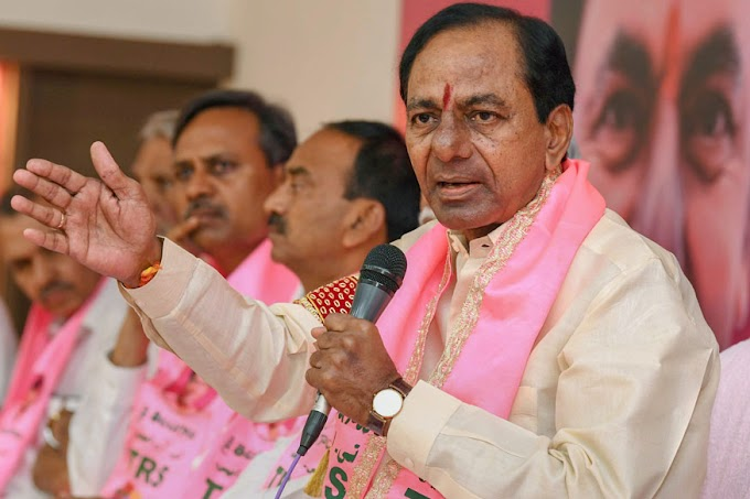 Telangana CM KCR Gets a Warning from EC for Saying 'Hindu Forces Are Trying to Create Unrest'