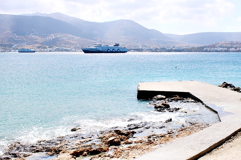 how to see whole Paros island in one day, tips for travelers