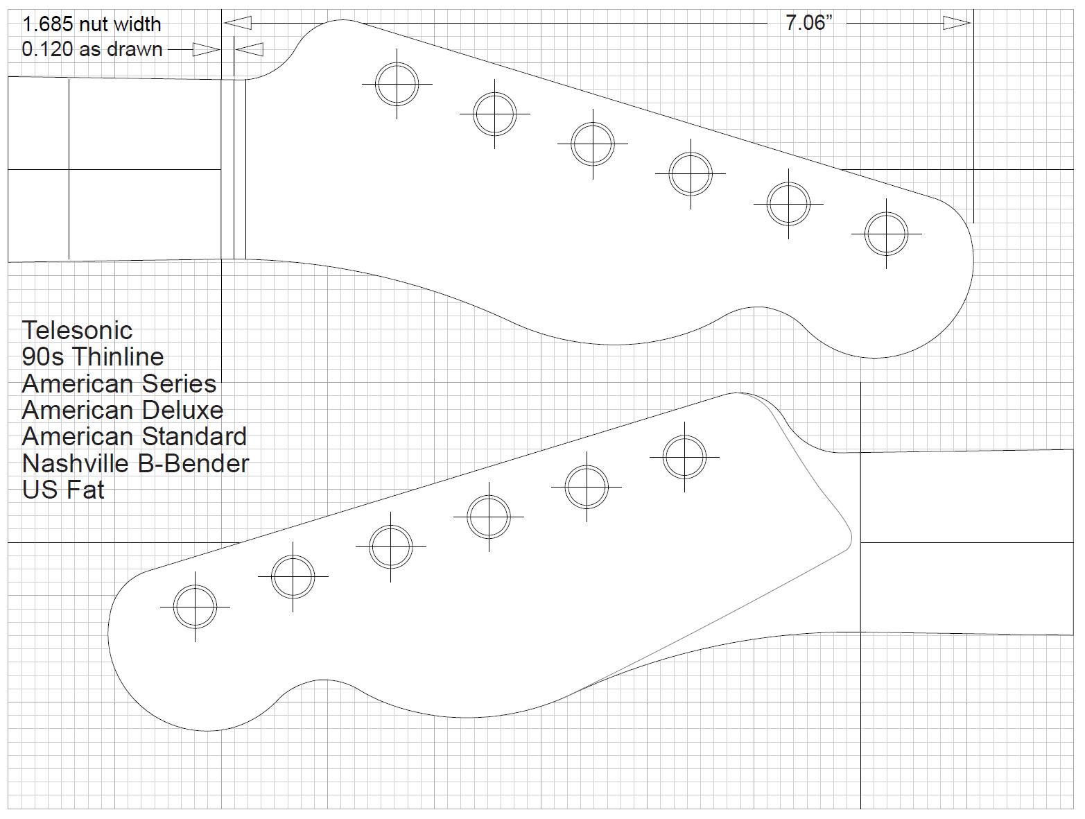 Guitar Kit Builder Surf Monster Telecaster Shaping The